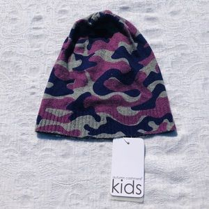 AUTUMN CASHMERE**Camouflage Hat